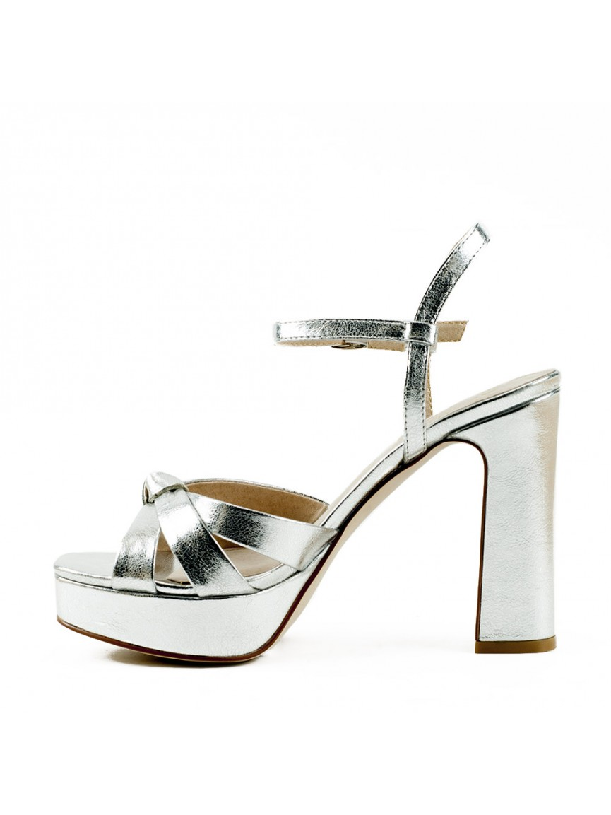 Silver l A Platform International Azarey Shoes Sandals Brothers amp;a S dxBoeC